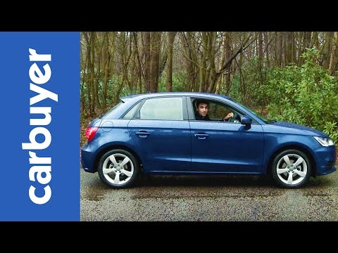 Audi A1 Sportback hatchback review - Carbuyer