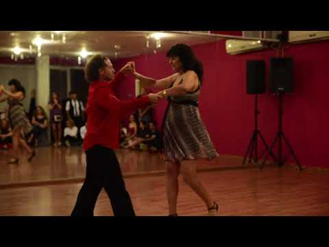 DanceTLV SPOTLIGHT - Renana Azulay & Sean Ziv