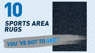 Sports Area Rugs // New & Popular 2158