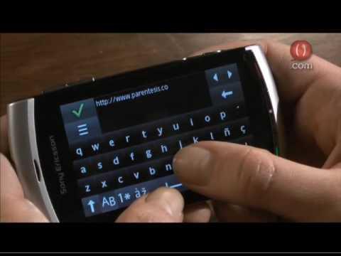 Celular Sony Ericsson Vivaz U5 (Video Reseña)