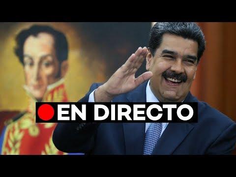 [EN DIRECTO] Investidura de Nicolás Maduro