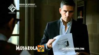 Person of interest Vigilados AVANCE 1x08