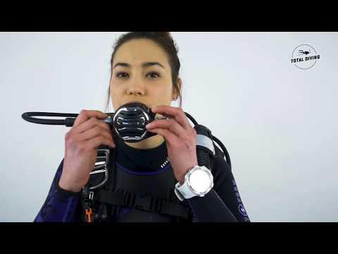 Apeks XTX200 regulator - Total Diving - Montreal Scuba