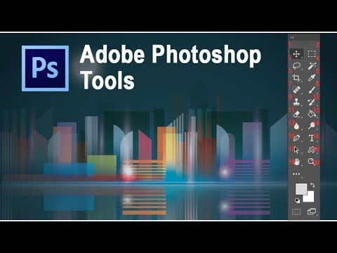 Photoshop Tutorial: all tools with example thumbnail