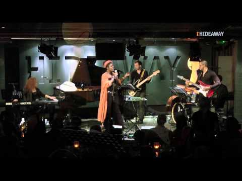 Tina Turner  River Deep Mountain High performed by Sharon D Clarke at Hideaway