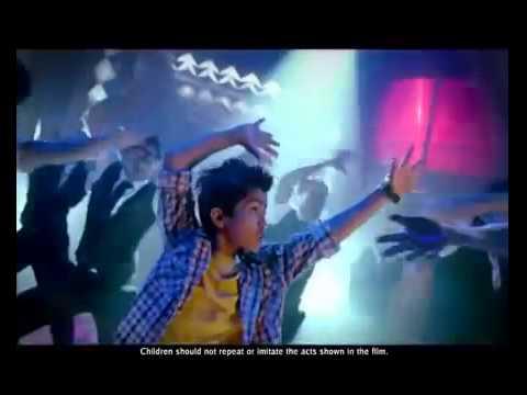 Boomer Commercial Choreograph by Raka