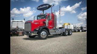 2009 Kenworth T800 Tandem Axle Daycab for sale