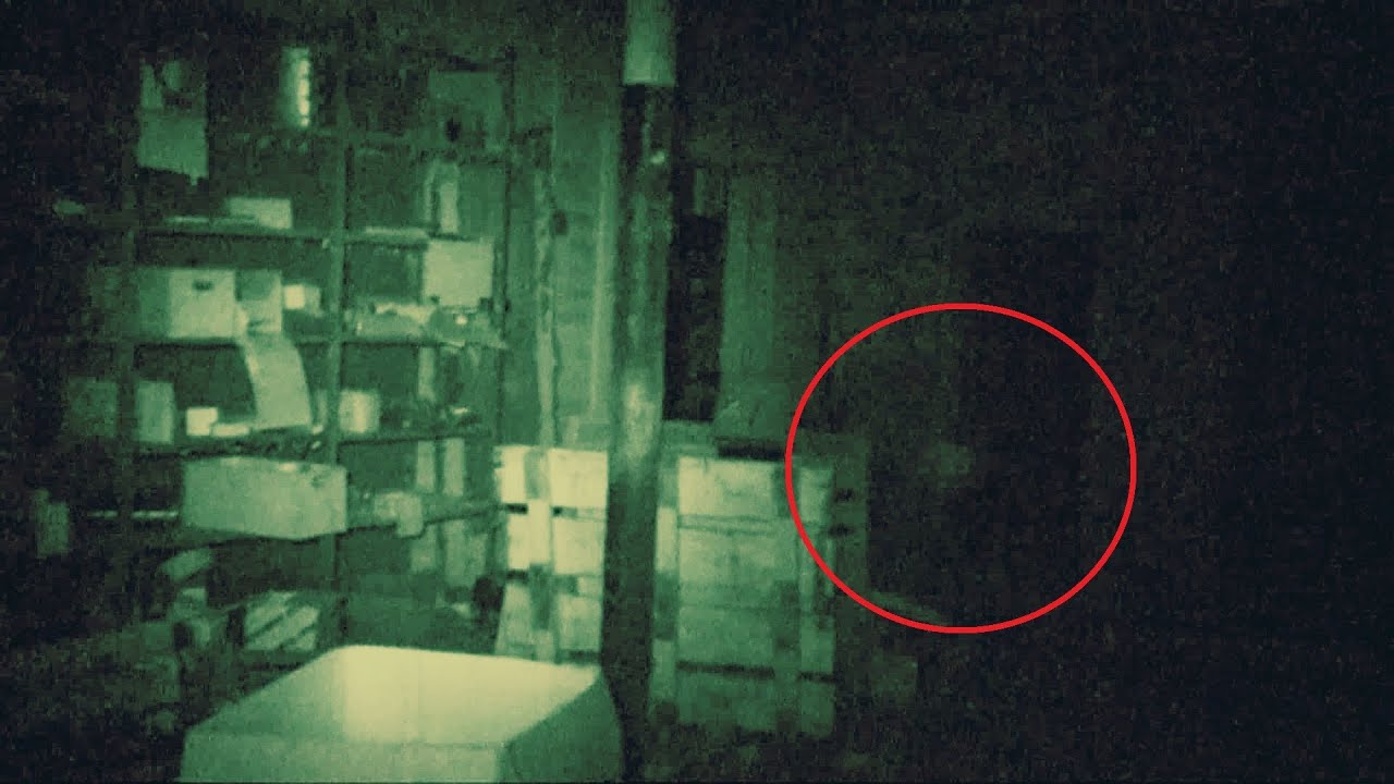 Spirit Caught On Camera In Haunted Eloise Asylum - YouTube