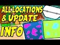 ALL ORE LOCATIONS & INFORMATION | BEACH WORLD UPDATE MINING SIMULATOR ROBLOX
