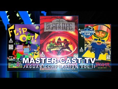 Jaguar Compilation: Vol II (Games) Review - Master-Cast TV
