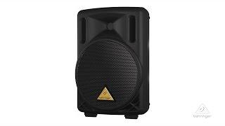 EUROLIVE B208D Active PA Speaker System
