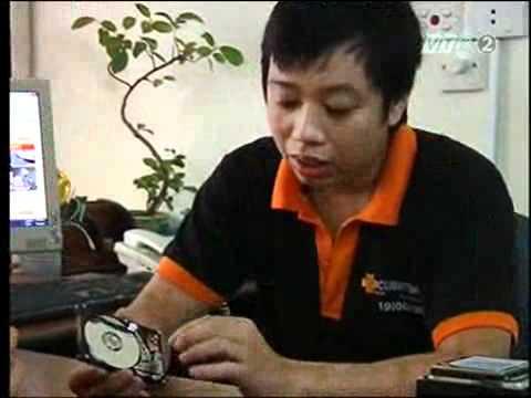 BSMT : Khắc phục ổ cứng bị hỏng 14/09/2011