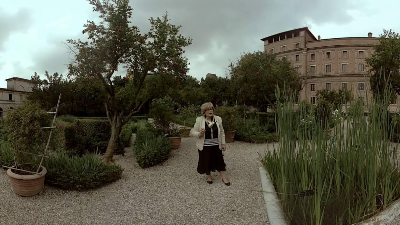 Palazzo Ducale Giardino Dei Semplici A 360 Youtube