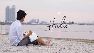Gambar cover Halu - Feby Putri (Hanif Andarevi Cover)