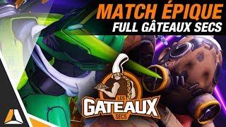 Match épique avec les Gâteaux secs ! ► Overwatch Ranked full stack thumbnail