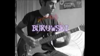 BUKOWSKI The Downtown Revenge Fabker  Cover