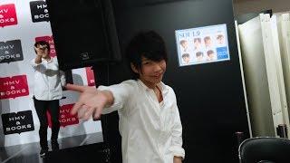福岡・HMV & BOOKS HAKATAにて 2019/03/07(木)に開催された SOUL9定期...