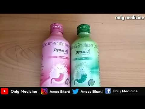 Dynacid Suspension | Dynacid Suspension - Uses,side Effect,dose In Hindi|hoew To Treat Acidity