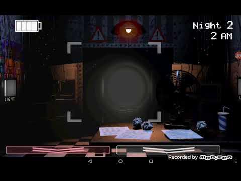 Вот и наш любимый фнафец 1-2 ночи |•|Five Nights At Freddy's 2|•| #1