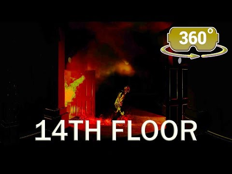 "360 / VR Horror Ghost Haunted Hotel - ""14th Floor"""