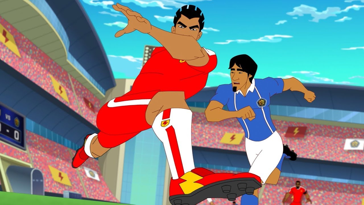 Download Supa Strikas | El Matador Finds Himself | Soccer Cartoons for Kids | Sports Cartoon