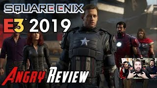 Square Enix E3 2019 Press Conference - Angry Review