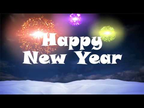 Intro producer , proshow gold like after effect  count down Happy New Year 2015 part 7