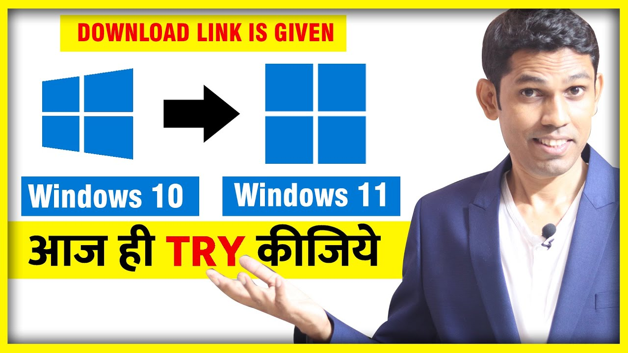 Install Windows 11 Without Removing Windows 10!