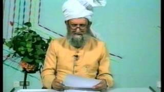 Urdu Dars Malfoozat #142, So Said Hazrat Mirza Ghulam Ahmad Qadiani(as), Islam Ahmadiyya