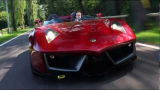 Spada Codatronca Monza 2012 Videos
