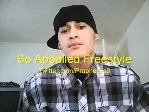 Prophecy So Appalled Freestyle (W/ MP3 DOWNLOAD LINK)