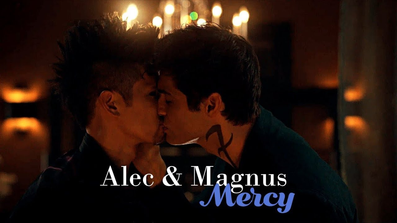 Alec & Magnus | Mercy (+ 3x02) - YouTube