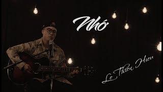 NHỚ (MISS YOU SO) - LÊ THIỆN HIẾU [LIVE ACOUSTIC]