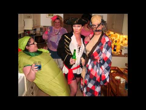 Can't beat a good 80's fancy dress party !!