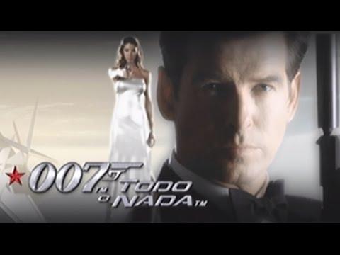 007 James Bond Todo o Nada Pelicula Completa l Cinemáticas del juego en ESPAÑOL (Pierce Brosnan)