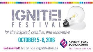 Ignite! Festival 2016