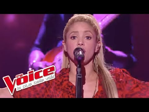 Shakira  Me Enamore  The Voice France 2017  Finale