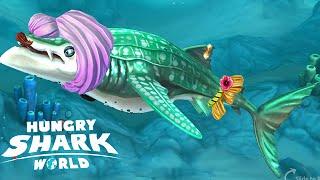Hungry Shark World - New Shark - Whale Shark