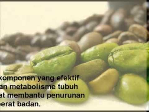 Manfaat Ekstrak Green Coffee Bean Meningkatkan Metabolisme