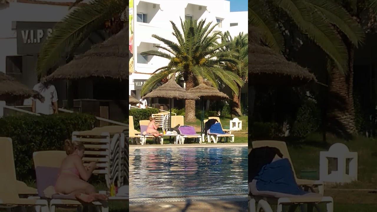 Октябрь в Тунисе... Спокойный отдых