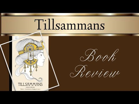 Tillsammans by Hanna Karlzon | Colouring Book Review