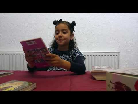 Kika's Books Episode 1: Introducing The Shakespeare Stories for Children