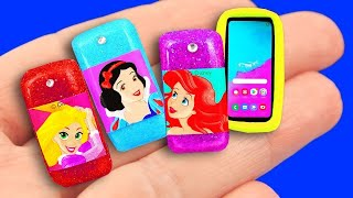 5 Minute Crafts and Barbie Hacks: 50 Viral Miniatures