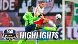 RB Leipzig vs. FC Schalke 04 | 2018-19 Bundesliga Highlights