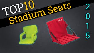 Top 10 Stadium Seats 2015 | Compare The Best Stadium Seats