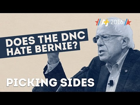 Does The DNC Hate Bernie Sanders?