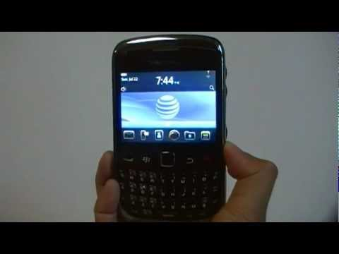 Blackberry Curve 3G 9300- Smartphone Review