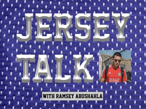 Jersey Talk: Ramsey Abushahla Shares Hip-Hop Soccer Kits & Favorite Baseball Memories