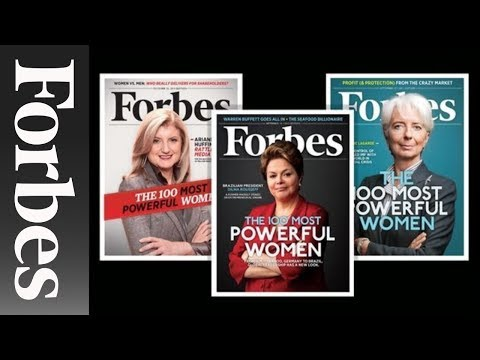 Secrets of The World's Most Powerful Women | Forbes
