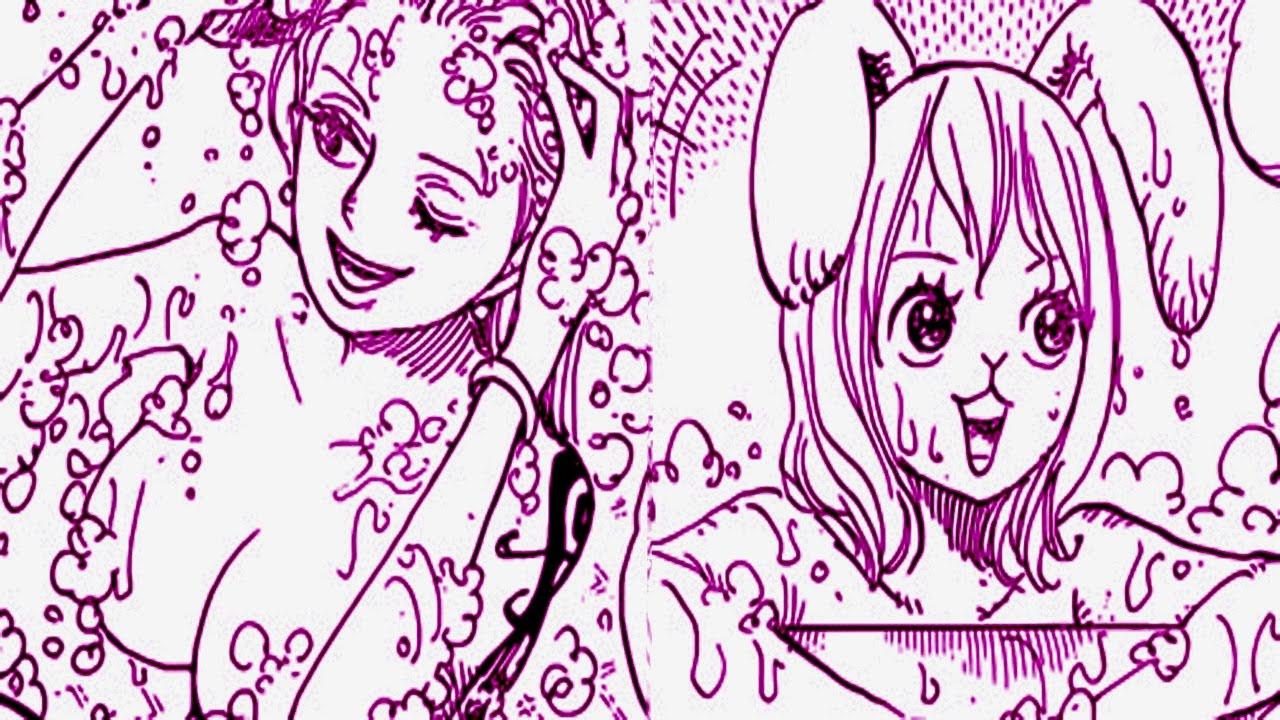 One Piece Tub Manga